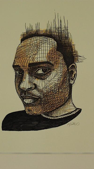 Pen&Ink Antonio